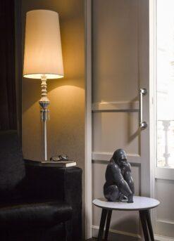 Напольная лампа Belle de Nuit I. White