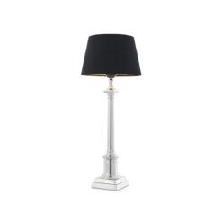 Настольная лампа COLOGNE S никель