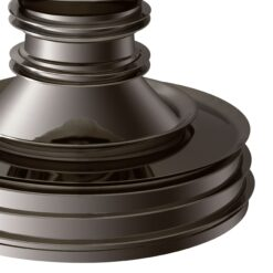 Настольная Лампа SILOM BLACK NICKEL