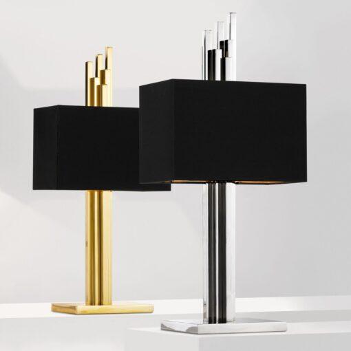 Настольная лампа CARUSO