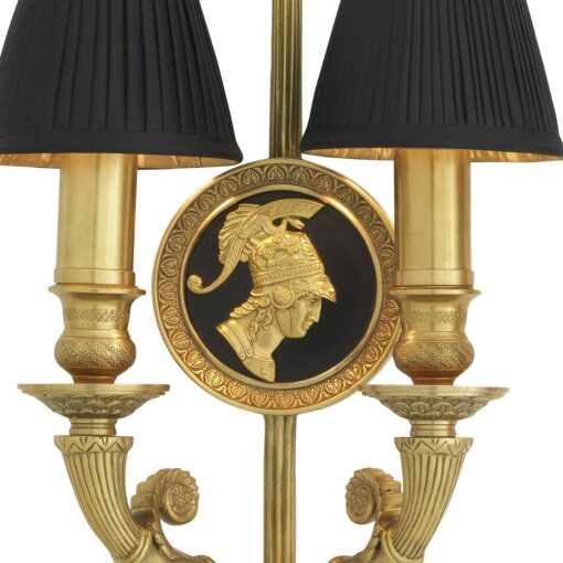 Набор из двух ламп TIBERIUS