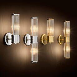 Настенный светильник CLARIDGES SINGLE