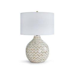 Настольная Лампа Chevron Bone
