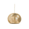 Потолочный светильник Pierced Metal Sphere