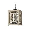 Потолочный светильник Wood Lattice