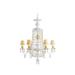 Люстра Winter Palace 6 Lights золотой