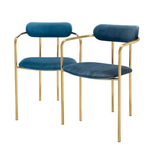 Набор из обеденных стульев SINGER
