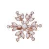 Кольцо для салфетки Снежинка