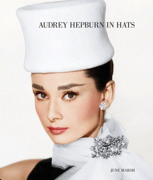 Книга Audrey Hepburn in Hats