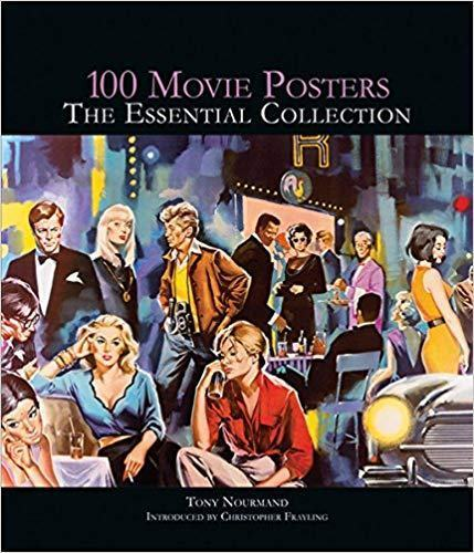 Книга 100 Movie Posters: The Essential Collection