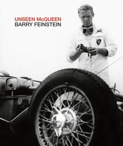 Книга Unseen McQueen Barry Feinstein