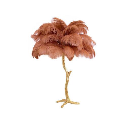 Настольная лампа PALM TREE Coral