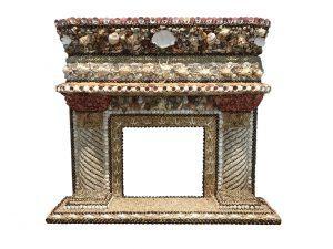 Декоративный портал для камина