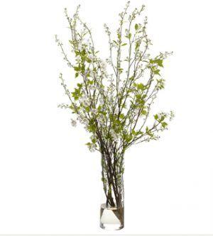 Искусственные цветы Berries/Blossom