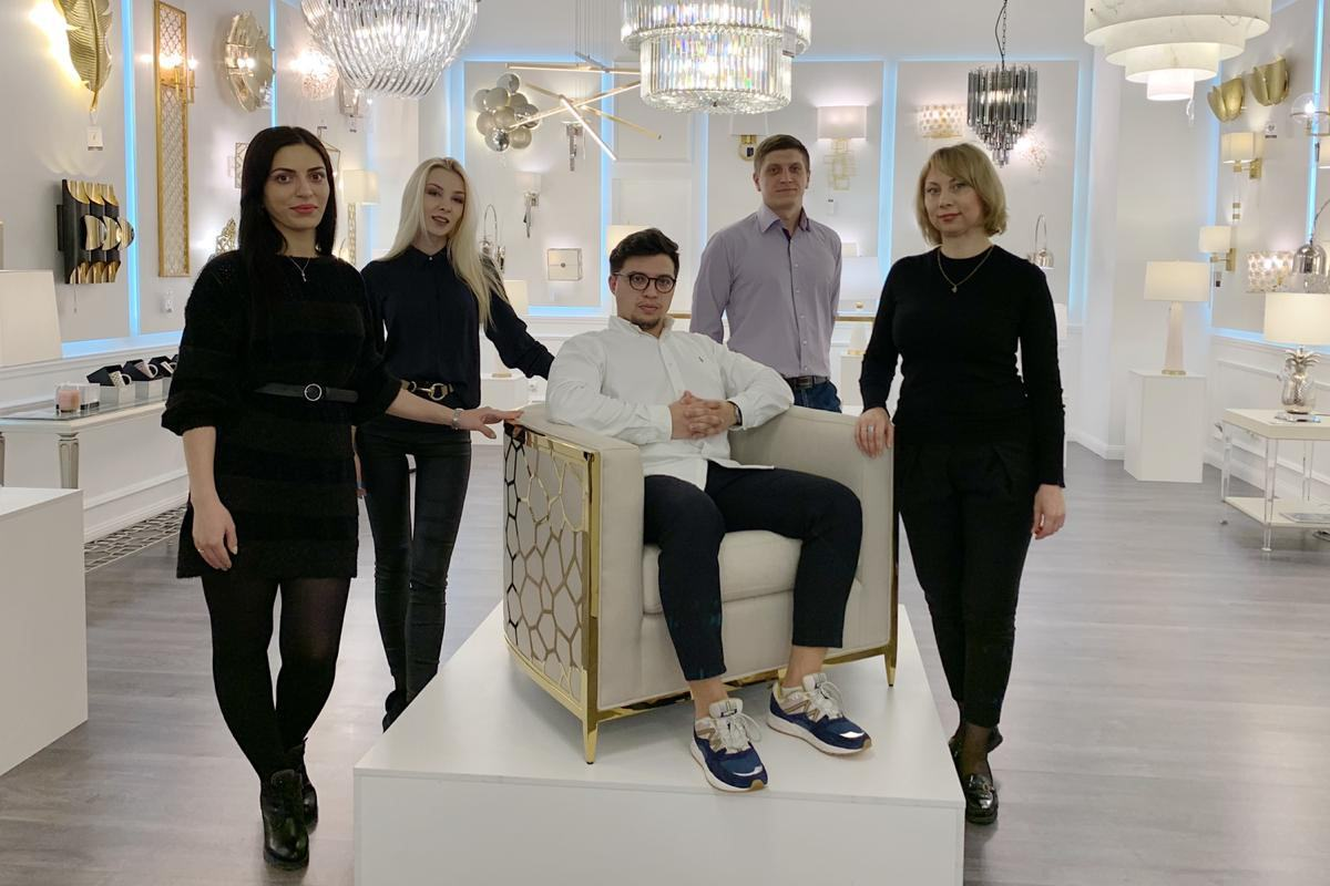 Команда That's Living в Краснодаре