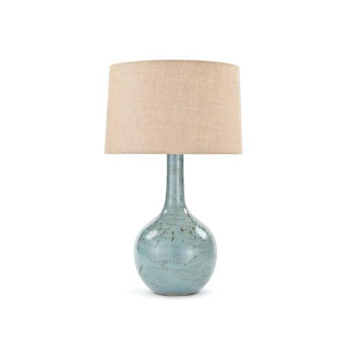 Настольная Лампа Fluted Ceramic