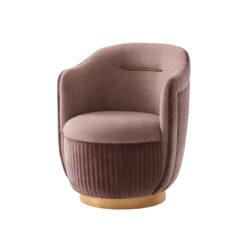 Вращающееся Кресло Devona Tub