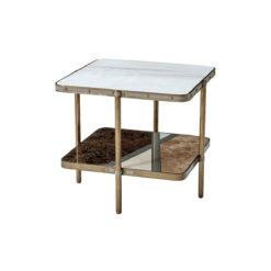 Приставной двухъярусный столик ICONIC