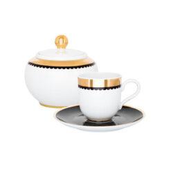 Кофейный сервиз Saturn 13 предметов