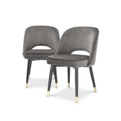Набор из двух обеденных стульев CLIFF