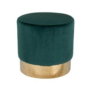 Пуф Lilou Green Velvet