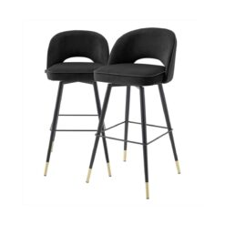 Набор из двух барных стульев CLIFF