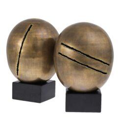 Набор из двух статуэток ARTISTIC