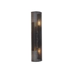Настенный светильник MORRISON L пушечная бронза