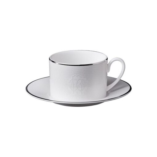 Чайная пара Lizzard Platinzzard Platin