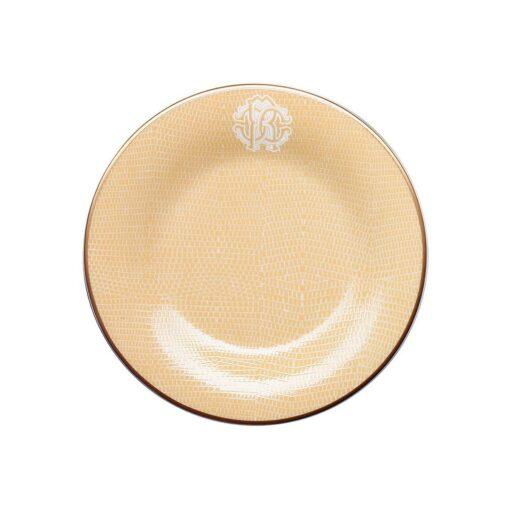Тарелка десертная Lizzard Gold