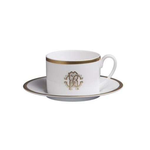 Чайная пара Silk Gold