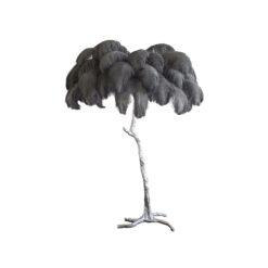 Напольная лампа PALM TREE Dove Grey