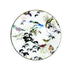 Тарелка десертная GARDEN'S BIRDS