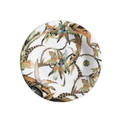 Тарелка для хлеба TROPICAL FLOWER