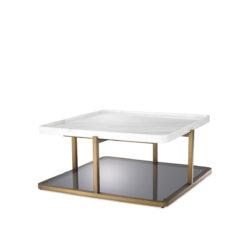 Журнальный столик GRANT белый