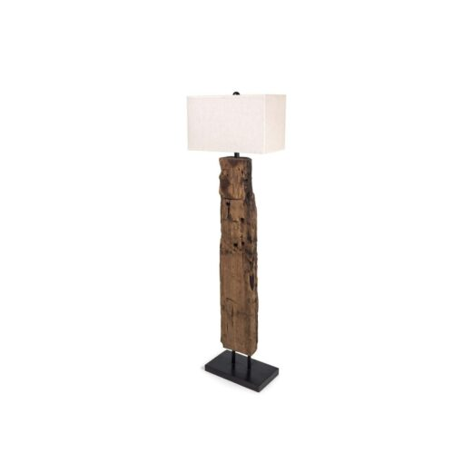 Напольная лампа Reclaimed Wood