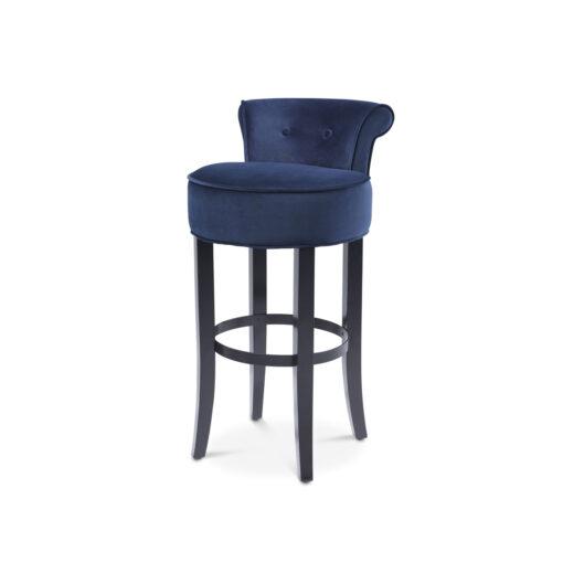 Барный стул SOPHIA LOREN Тёмно-синий