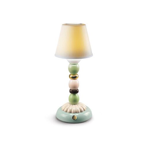Настольная лампа Palm Firefly Green and Blue