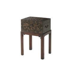 Приставной столик THE FLORAL PAINTED BOX