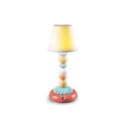 Настольная лампа Palm Firefly Pale Blue