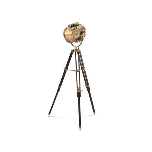 Напольная лампа ATLANTIC латунь
