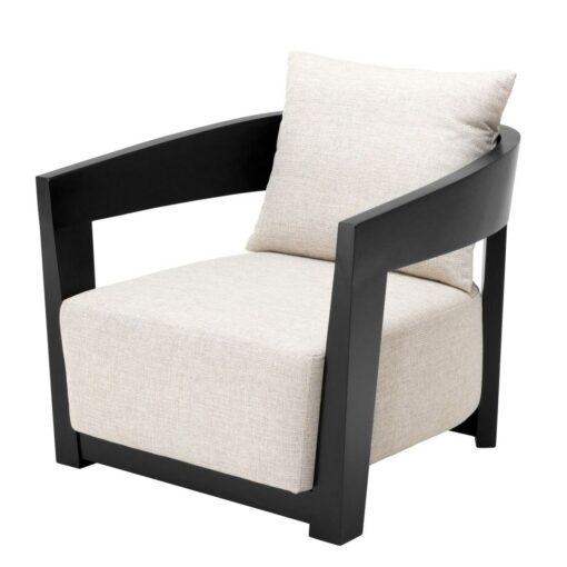 Кресло RUBAUTELLI Чёрный