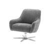 Вращающееся Кресло SERENA серый