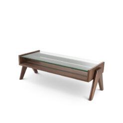 Журнальный столик LIONNEL коричневый