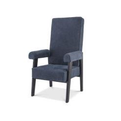 Кресло MILO Тёмно-синий