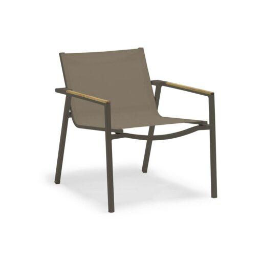 Кресло Ella Коричневый