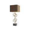 Дизайнерская настольная лампа Eichholtz MATRIX из Голландии