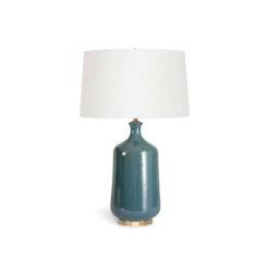 Дизайнерская настольная лампа Regina Andrew Glace Ceramic из Америки