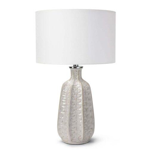 Эксклюзивная настольная лампа Regina Andrew Antigua Ceramic из Америки